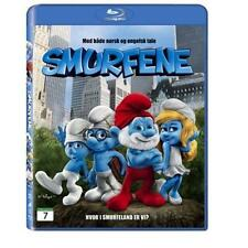 THE SMURFS Blu-ray Región B infantil PRECIO BAJO