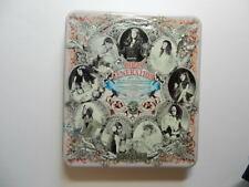CD Girls' Generation THE BOYS rare big portrait photos with lyrics pamphlet