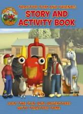 Tractor Tom - Tractor Tom and Friends: Story and Activity Book,Lee Child