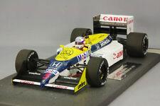 MINICHAMPS Nigel Mansell 1/18 F1 Williams Honda Fw11b Winner British GP 1987