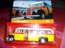 n° 19 FORD THAMES ET 7  MALTE MALTA Autobus et Autocar du Monde  1/43 Neuf Boite