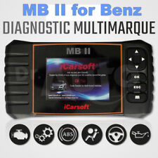 iCarsoft MBII OBD2 Reset Scan Tool For Mercedes Benz Sprinter Car Code Reader OZ