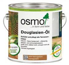 OSMO 004 Douglasien Öl Naturgetönt Transparent 750 ml