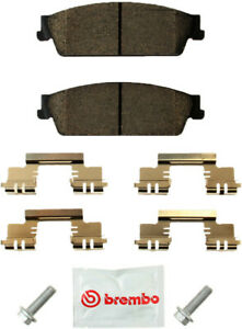 Disc Brake Pad Set-Brembo Rear WD Express 520 11940 253