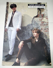 SUPER JUNIOR D&E DONGHAE EUNHYUK - The Beat Goes On [OFFICIAL POSTER] Type-A