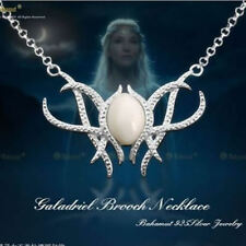 Hot Film The Hobbit Fairy Queen Lord of The Rings Galadriel Pendant necklace
