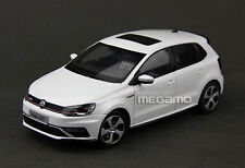 1/18 Volkswagen VW New Polo GTI 2015 White CN Dealer