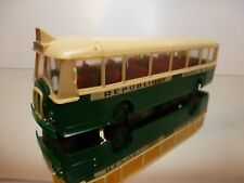 MINIALUXE AUTOBUS PARISIEN RATP #52 - 1:43 EXTREMELY RARE - VERY GOOD CONDITION