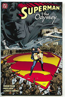Superman The Odyssey 1 DC 1999 NM Chuck Dixon