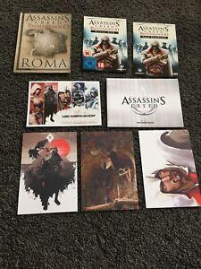 assassin's creed brotherhood Codex Edition Xbox Ps3 PS4 PlayStation Limited
