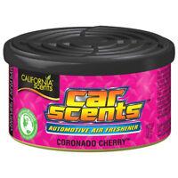 California Car Scents Coronado Cherry Air Freshner Freshener Home Van Taxi Cab