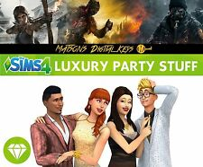 The Sims 4 Luxury Party Stuff Pack - Digital Download - CD Key - Origin PC/Mac