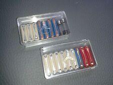 2x Sicherungskasten für Mercedes Bordwerkzeug R107 W108 W109 W111 W113 toolkit