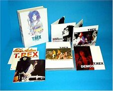 T. REX,  TOTAL T. REX 1971-1972 STRICTLY LIMITED QUALITY  BOX SET JAPAN (MINT)