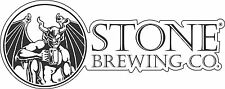 """Stone Brewing Company Beer Alcohol Bumper sticker, wall decor vinyl decal, 5""""x2"""""""