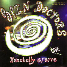 SPIN DOCTORS HOMEBELLY GROOVE CD Album MINT/EX/MINT
