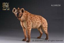 Alert Line 1/6 Spotted Hyaena Figure Africa Wild Animal Model Hyena Toy Gift