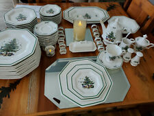 Nikko Christmastime Dinnerware and serving pieces