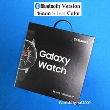 2018 Samsung  Galaxy Watch 46mm SM-R800  - Color:Silver -  Bluetooth Version