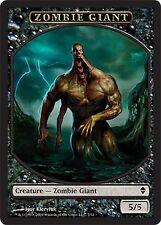 5x TOKEN Gigante Zombie 5/5 - Giant MTG MAGIC Zen Ita