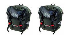 Wasserdichte Fahrradtasche Low Rider Tasche Gepäckträgertasche 1 Paar Neu