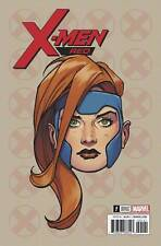 X-MEN RED #1 CHAREST LEGACYACY HEADSHOT VARIANT LEGACY MARVEL COMICS NM