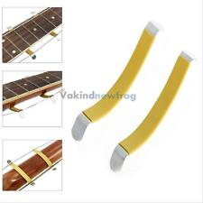 2Pcs Pro Guitar String Spreaders Luthier Care Tool Kit for Cleaning Fretboard