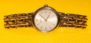 "Women's Vintage SEIKO ""V700-6379"" Quartz Bracelet Link Band Watch"