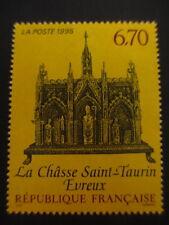Timbre - FRANCE - Tableau La châsse Saint-Taurin - 1995 - neuf ** - n° 2926