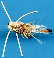 Turk's Tarantula Fly Fishing Flies - Your Choice Quantity, Color and Hook Size