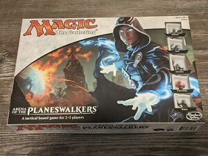 MAGIC THE GATHERING MTG: ARENA OF THE PLANESWALKERS Board Game Hasbro WOTC