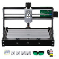 CNC3018 500mW DIY Router Kit 2-in-1 Laser Engraving Machine 3 Axis w/ER11 Collet