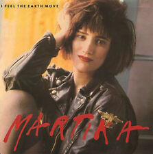 "MARTIKA - I Feel The Earth Move  7"" 45"