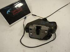 2007 Mercedes-Benz C230 LHR Door Lock Actuator (Order by part# ONLY) 2037300335