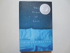 The Feast of Love by Charles Baxter (2000, Hardcover)