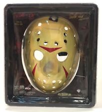 NECA Friday the 13th Part 3 JASON VOORHEES Prop Replica Mask New & Unopened