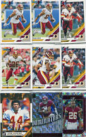 "LOT (12) 2019 DONRUSS ""ALL"" WASHINGTON REDSKINS JOHN RIGGINS PETERSON - CL1633"