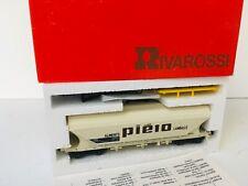 """RIVAROSSI HO WAGON TREMIE Uas SNCF """"PIETO"""" EN BOITE D'ORIGINE"""