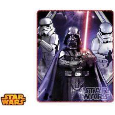 Couverture - Plaid polaire 120 x 140 cm Star Wars