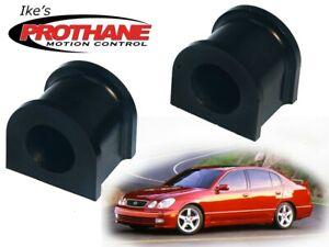 Prothane 18-1124-BL-GS Rear 14mm Sway Bar Bushing Kit Lexus GS300//GS400//GS430