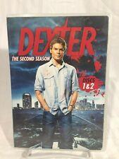 Dexter - Season 2 - Disc 1 & 2 : DVD Disc Only - Replacement Disc