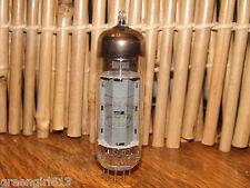 Vintage  Admiral GE 6BQ5 EL84 D Getter Radio Tube Results= 9200 34 mA