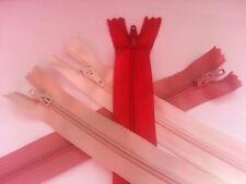 Close-End Synthetic Fiber Tape Sewing Zips