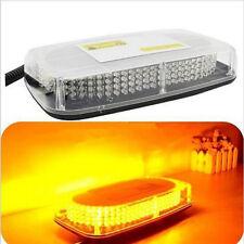 Amber /Yellow 240 LED Light Bar Roof Top Emergency Hazard Warning Flash Strobe