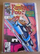 FANTASTIC FOUR n°341 1990 Marvel Comics   [SA26]