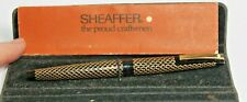 Vintage Sheaffer 904 Ladies Fountain Pen - Paisley Pattern