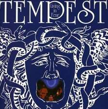 Tempest - Living In Fear NEW CD