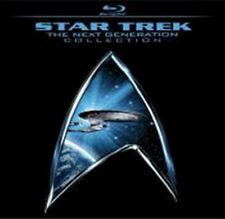 Star Trek the Next Generation: Movie Collection (Box Set) [Blu-ray]