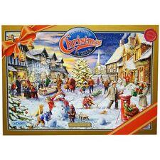 ! nuevo! 1000 Piezas Gibsons aldea Fiestas Navidad 2011 Ltd Ed Jigsaw Puzzle