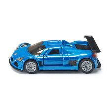 Siku 1444 Gumpert Apollo métallique bleu (Boursouflure) Maquette de voiture ! °